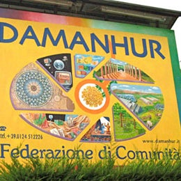 Want to check out Damanhur and the Temples of Humankind? Make sure you book with the Welcome Office before arriving: http://www.damanhur.org