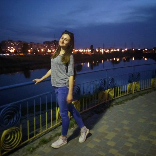 รูปภาพถ่ายที่ Троєщинський канал โดย Gregory D. เมื่อ 5/1/2018