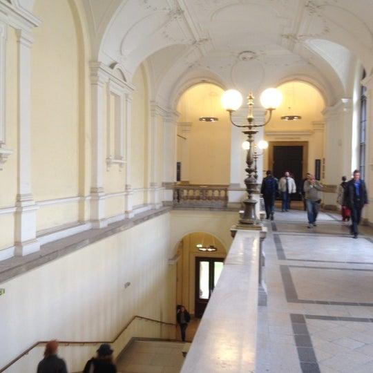 Foto tomada en Universität Wien por EmRe el 10/18/2012