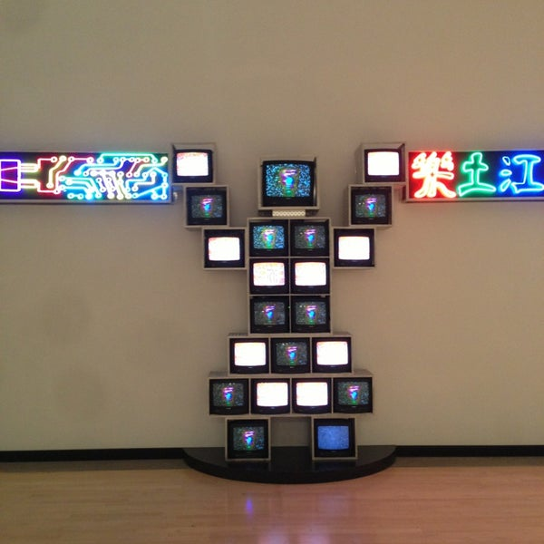 Снимок сделан в Phoenix Art Museum пользователем Atif A. 1/19/2013