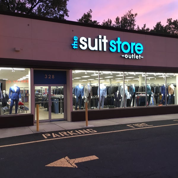Photos at The Suit Store Outlet - Paramus, NJ
