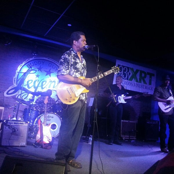 Foto tirada no(a) Buddy Guy's Legends por Jerry S. em 6/6/2013