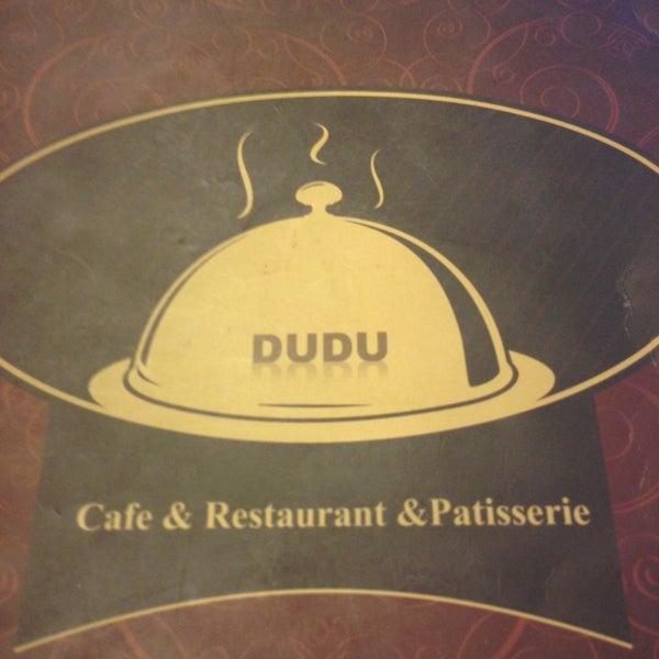 Foto tomada en Dudu Cafe Restaurant por Gülnihal H. el 8/21/2013