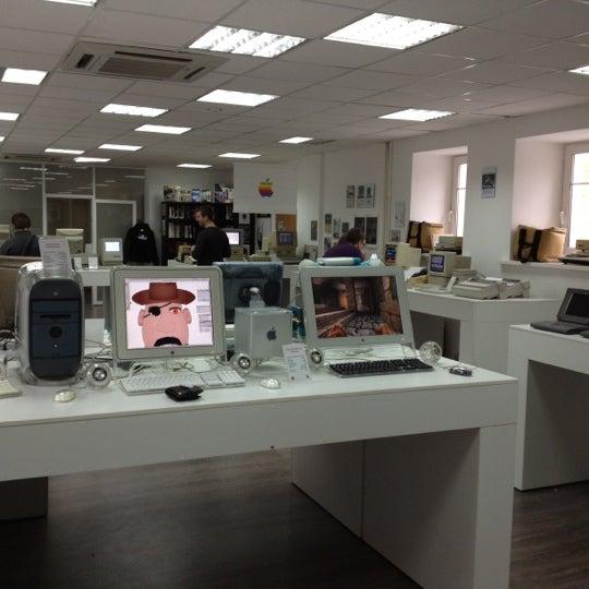 10/6/2012에 Vladimir N.님이 Moscow Apple Museum에서 찍은 사진