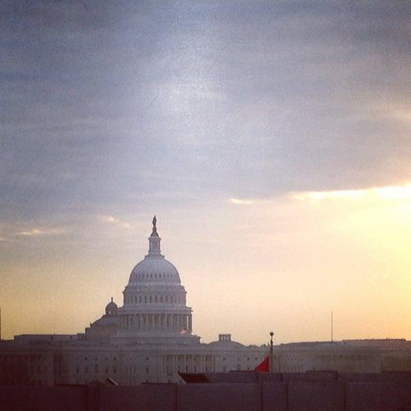 Снимок сделан в Музей журналистики и новостей пользователем Den R. 12/4/2012