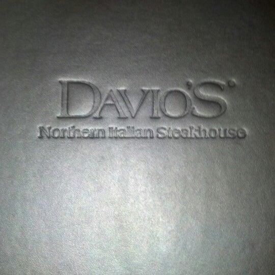 Foto tomada en Davio's por Brent C. el 10/20/2012