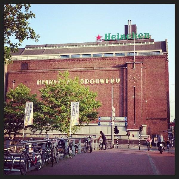 Das Foto wurde bei Heineken Experience von Алексей am 7/5/2013 aufgenommen