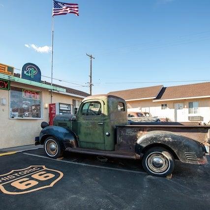 Photo prise au Route 66 Motel par Route 66 Motel le4/10/2014