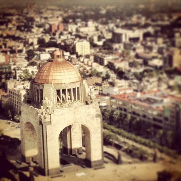 6/26/2013にMr.RocKがMonumento a la Revolución Mexicanaで撮った写真