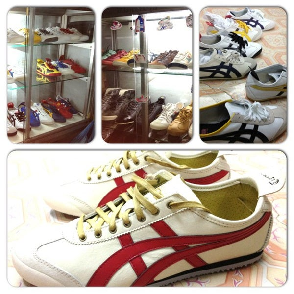 buy online 7417a 37cf8 Photos at Onitsuka Tiger by Ichi - Shoe Store in คลองสามวา