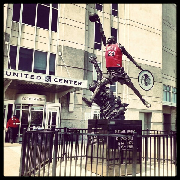 Foto tomada en United Center  por Nikki el 5/2/2013