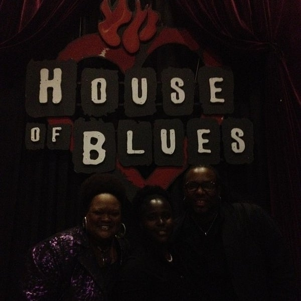Foto scattata a House of Blues da Amishacay J. il 5/12/2013