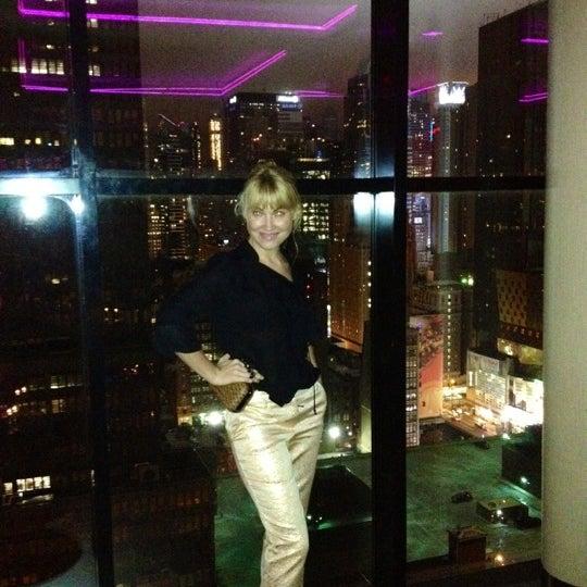 Снимок сделан в Sky Room пользователем Olesya R. 9/29/2012