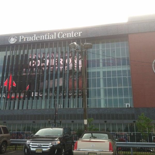 5/31/2013에 Mike S.님이 Prudential Center에서 찍은 사진