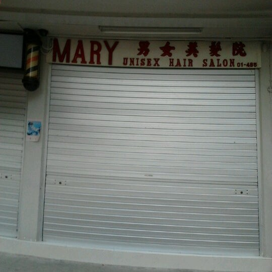 marys unisex hair salon
