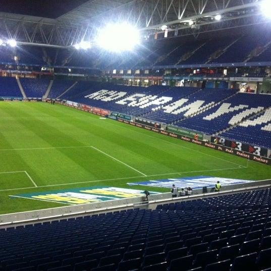 Foto diambil di RCDE Stadium oleh Sílvia A. pada 9/30/2012
