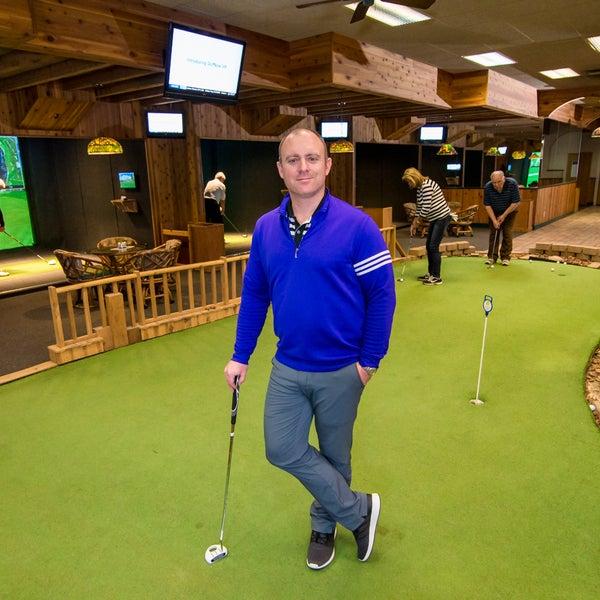 Photos At The Bunker Indoor Golf Minnetonka Hopkins 23720 Hwy 7