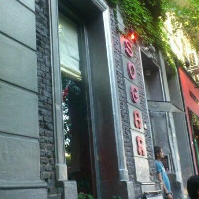 12/30/2012 tarihinde Francine J.ziyaretçi tarafından Sugar Bar'de çekilen fotoğraf