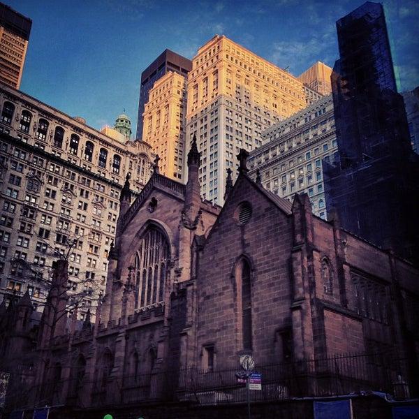 Photo prise au Trinity Church par Tim le12/28/2012
