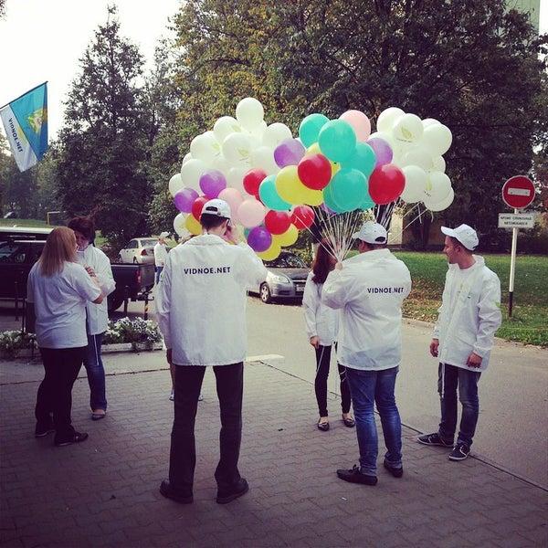 Снимок сделан в Vidnoe.NET пользователем Корякин А. 9/13/2014