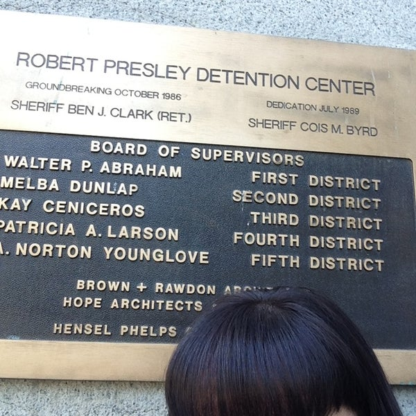Photos at Robert Presley Detention Center - Government