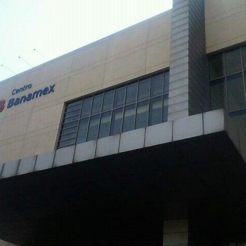 Das Foto wurde bei Centro Banamex von Juan C. am 3/20/2013 aufgenommen