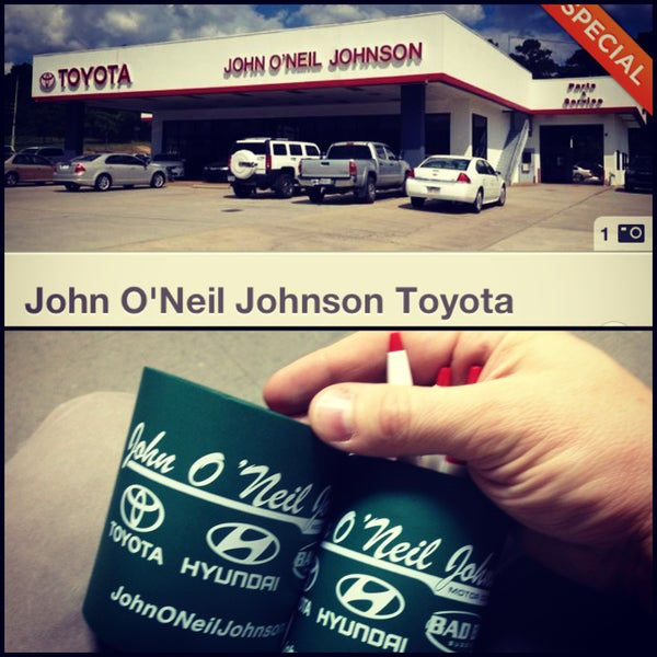 John Oneil Johnson Toyota >> Photos At John O Neil Johnson Toyota 1 Tip