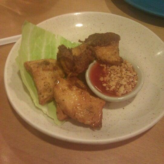 Foto tirada no(a) Tuptim Thai Cuisine por Gabriel M. em 11/21/2012