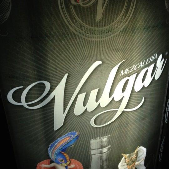 Das Foto wurde bei Mezcaleria Vulgar von Koronel T. am 11/24/2012 aufgenommen
