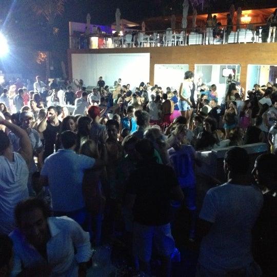 Снимок сделан в Blue Marlin Ibiza пользователем Emanuele C. 10/5/2012