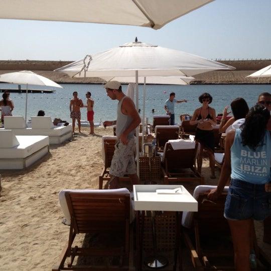 Photo prise au Blue Marlin Ibiza par Emanuele C. le9/29/2012