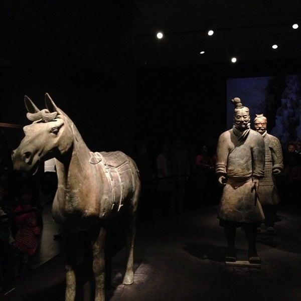 5/24/2013 tarihinde Johannaziyaretçi tarafından Asian Art Museum'de çekilen fotoğraf