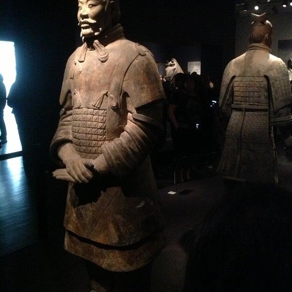 5/8/2013 tarihinde Andreyziyaretçi tarafından Asian Art Museum'de çekilen fotoğraf