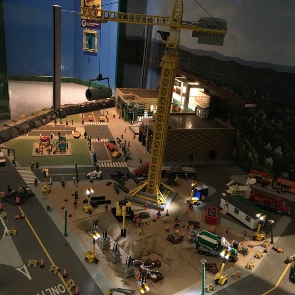 Photo prise au LEGOLAND® Discovery Center par Andrew L. le2/14/2020