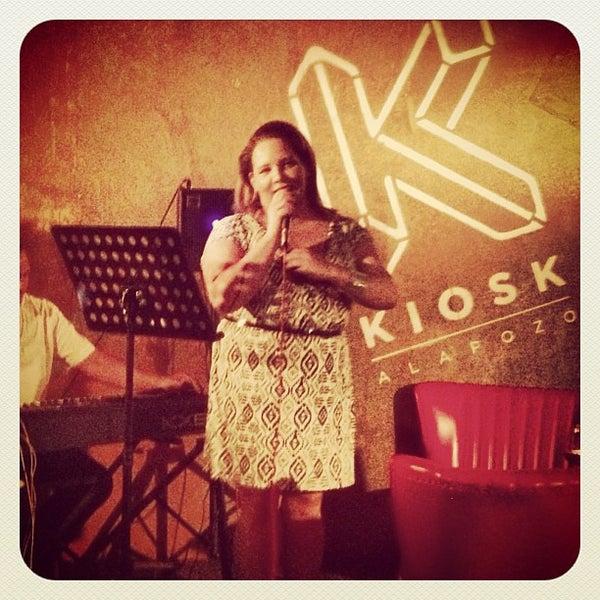 Photo prise au KIOSK Budapest par Péter V. le6/21/2013