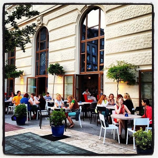 Photo prise au KIOSK Budapest par Péter V. le6/29/2013