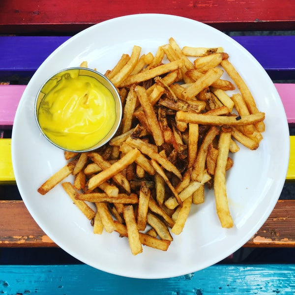 Frites. Always the frites.
