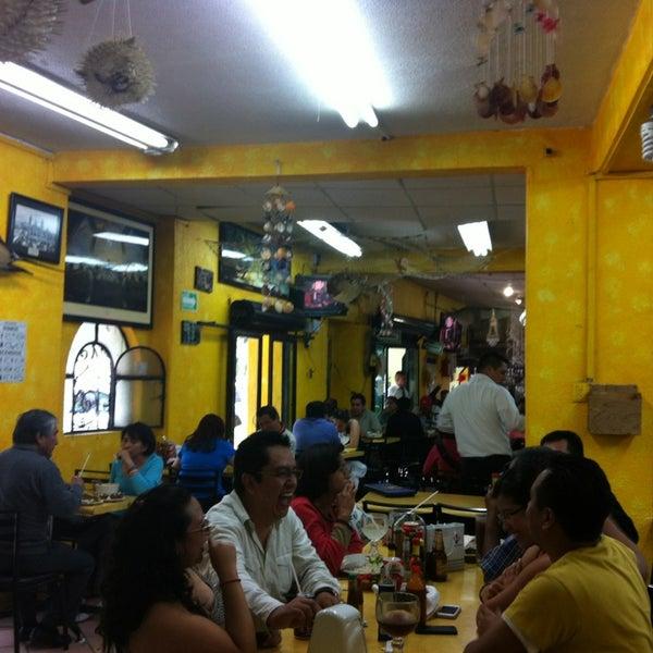 Снимок сделан в Ostionería Mazatlán пользователем yarely a. 6/29/2013