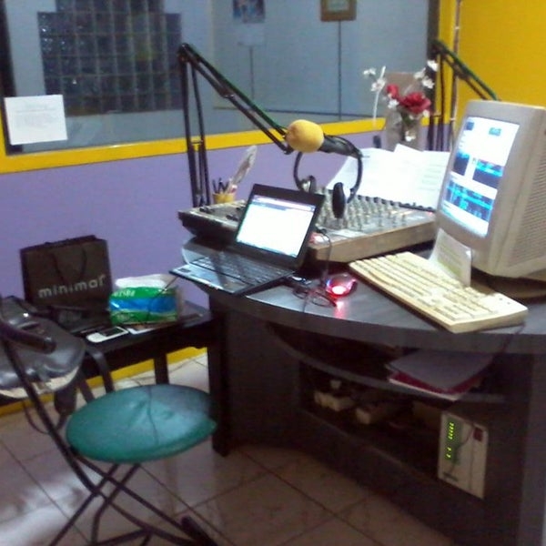 Photos At Music Channel Radio Station 1 Tip