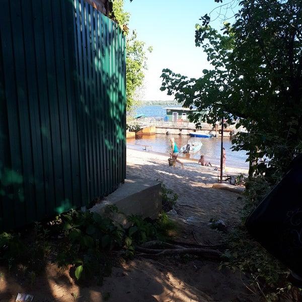 Фото нижнего пляжа самары