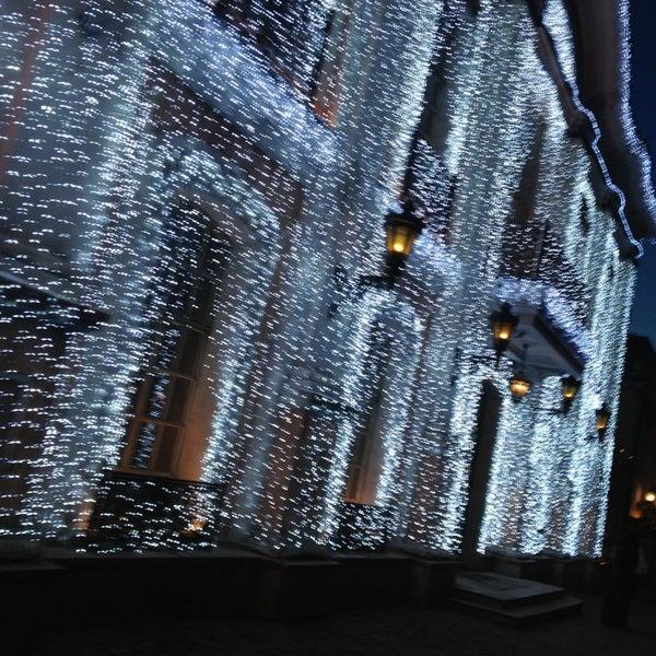 12/20/2012 tarihinde Olenkaziyaretçi tarafından Cafe Pushkin'de çekilen fotoğraf