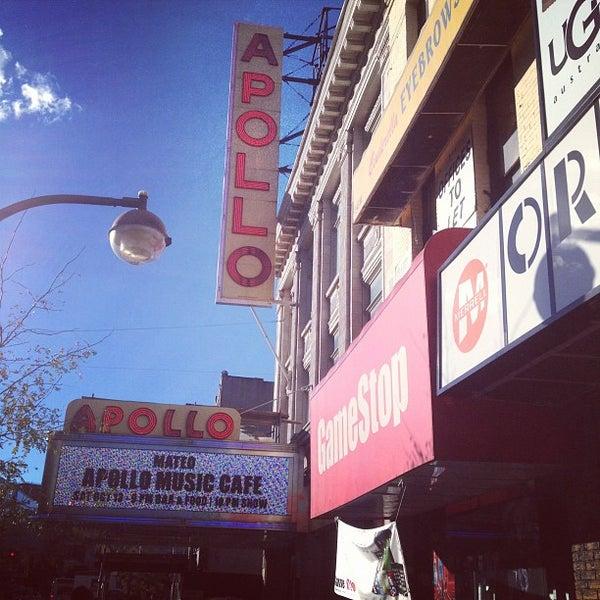 9/23/2012 tarihinde ThoseNewYorkKidsziyaretçi tarafından Apollo Theater'de çekilen fotoğraf