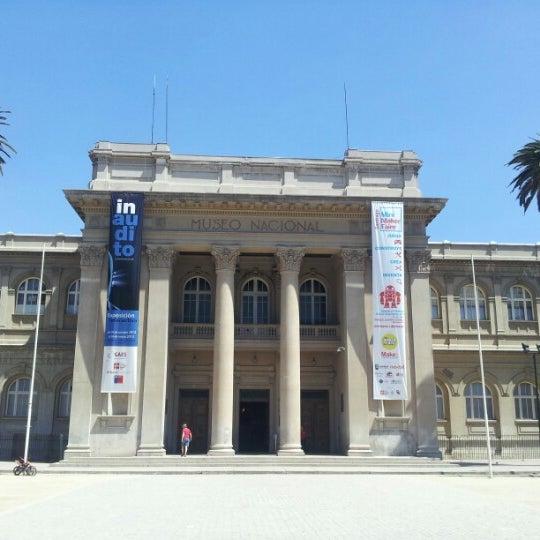 11/24/2012にAndrea S.がMuseo Nacional de Historia Naturalで撮った写真