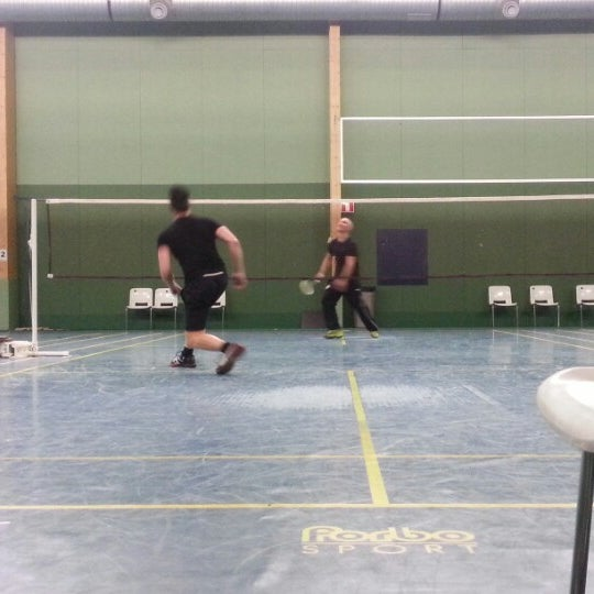 tennishalli pori