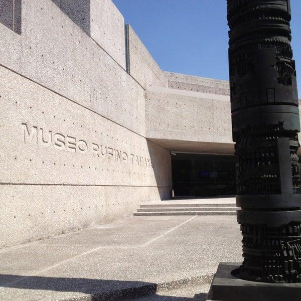 Foto tomada en Museo Tamayo por Valeria el 1/27/2013