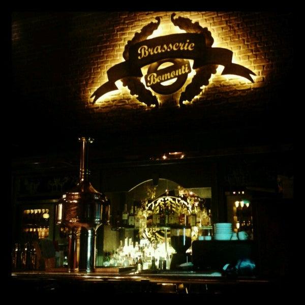 Photo prise au Brasserie Bomonti par Kerem Ç. le11/9/2012