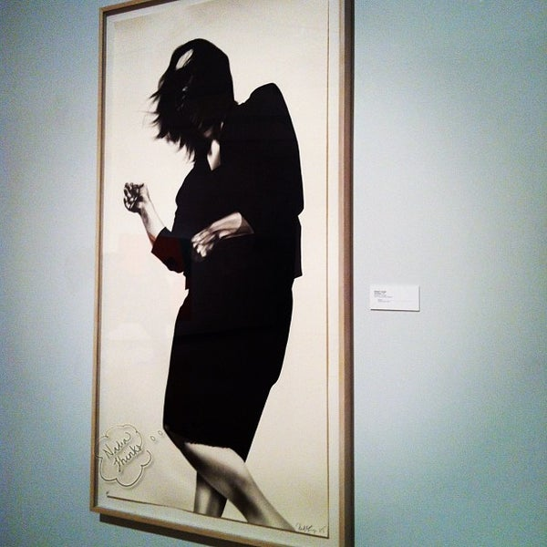 Снимок сделан в Phoenix Art Museum пользователем Nadia T. 6/24/2013