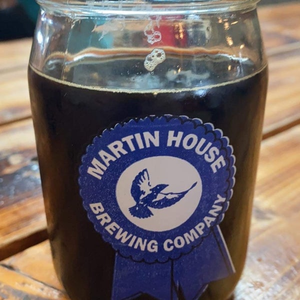 Photo taken at Martin House Brewing Company by Michael D. on 9/6/2021