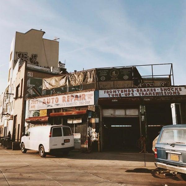 Joe'S Auto Repair >> Photos At Joe S Auto Repair Corner Williamsburg Brooklyn Ny