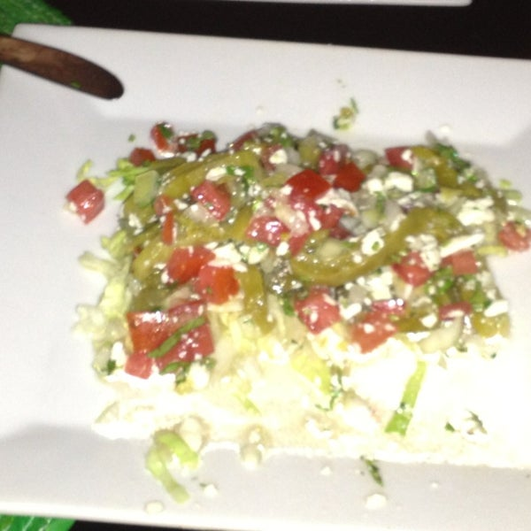 The cactus salad is GREAT dont miss it.